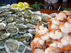 A Schuck's Raw Bar Display Image